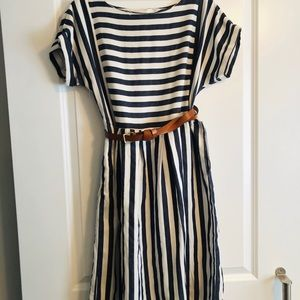 Clad and Cloth midi-dress